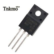 10 sztuk STF25NM60ND 25NM60ND TO 220F lub STF25NM60N F25NM60N TO220F 25A 600V moc MOSFET darmowa dostawa