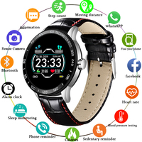 LIGE 2019 New Smart Watch Men Heart Rate Blood Pressure Fitness Tracker Sport Watch IP67 Waterproof Smartwatch Pedometer+Box|Smart Watches|Consumer Electronics -