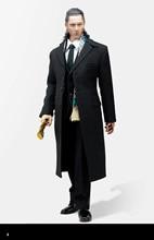 цена POPTOYS 1/6 LOKI Black Coat Set Clothing Model X13 Fit 12