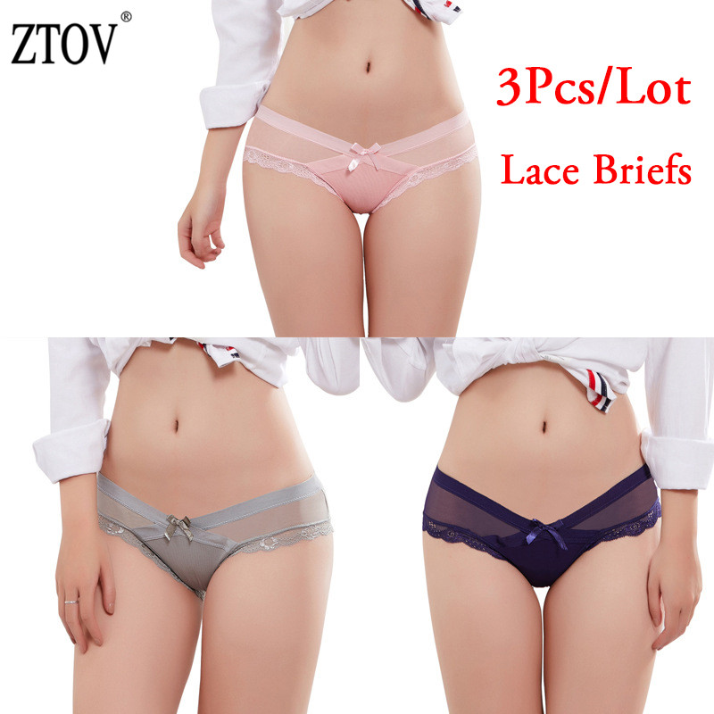 3Pcs/lot Maternity Underwear Seamless Lace Panty Low Waist Pregnancy Briefs For Pregnant Women Maternity Panties Intimates XXL