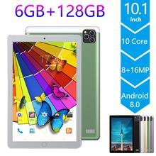 Wifi Tablet Pc Android Bluetooth Octa-Core Dual-Sim New 4G 6GB 128GB 6GB-RAM 128GB-ROM