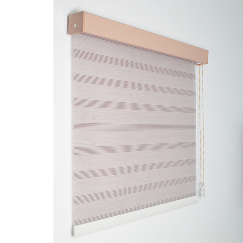 Smart Matters Quality Window Blinds Shades Perforated Opaque Pleated Woven Crystal Roller Curtains Bedroom Livingroom Customized