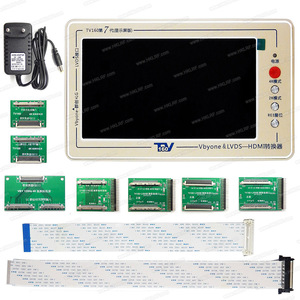 Image 3 - TV160 7th 6th Generation of LVDS Turn VGA Converter With Display LCD/LED TV Motherboard Tester Mainboard Tool