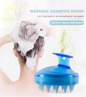 Массажер для мытья головы