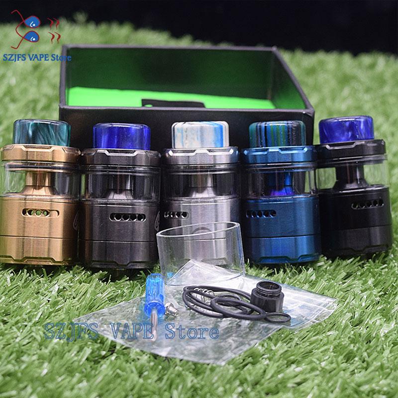 Profil Unity RTA Rda Airflow 25mm 510 Thread Capacity 3.5ml 5ml Top Filling Atomizer For Mech Mod E-cigarette  Hookah Approvizer