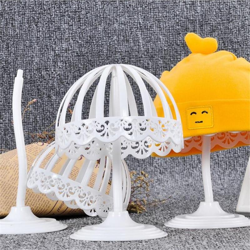 Adult Baby Child Kid Mannequin Head Model For Hat Shop Dome Hat Cap Holder Rack Storage Wigs Show Display Stand Organizer Shelf