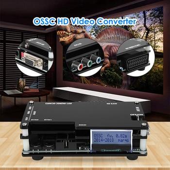 OSSC Retro Game Console HDMI-Compatible Converter Kit for PlayStation 2 1 Xbox Sega Atari Game Console Open Source Scan Converte 2