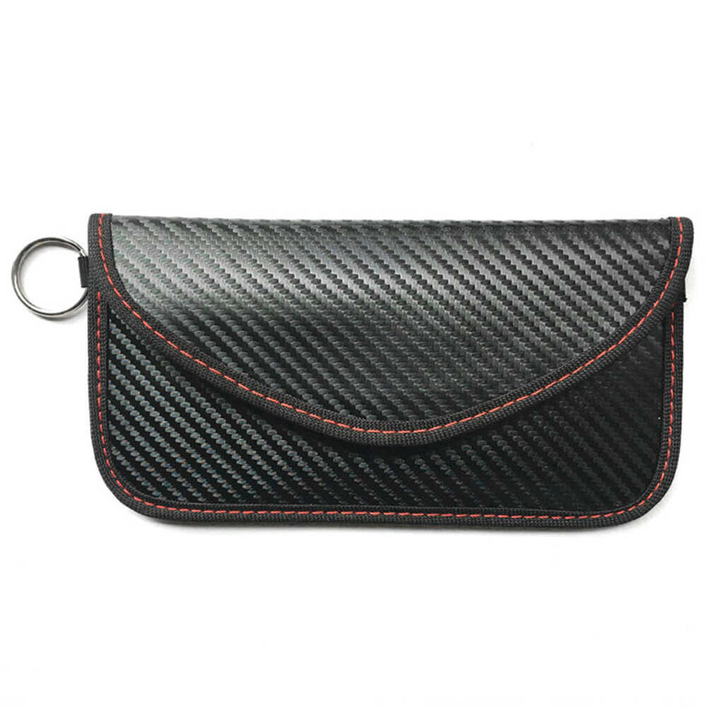 Anti-theft Car Key Bag Protection Cover Case Blocking Pouch Anti-scanning