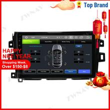 4GB + 64GB Android 10,0 reproductor Multimedia para auto Nissan NP300 2014-2018 GPS para coche Navi Radio navi stereo Pantalla táctil IPS unidad de cabeza