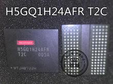 {Original novo} 4 pces H5GQ1H24AFR-T2C h5gq1h24afr t2c