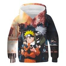 Japanese Boy Anime Naruto- Hoodie kakashi Akatsuki Graphic Sweatshirts Sasuke Streetwear Itachi Cartoon Fashion Unisex Male Tops