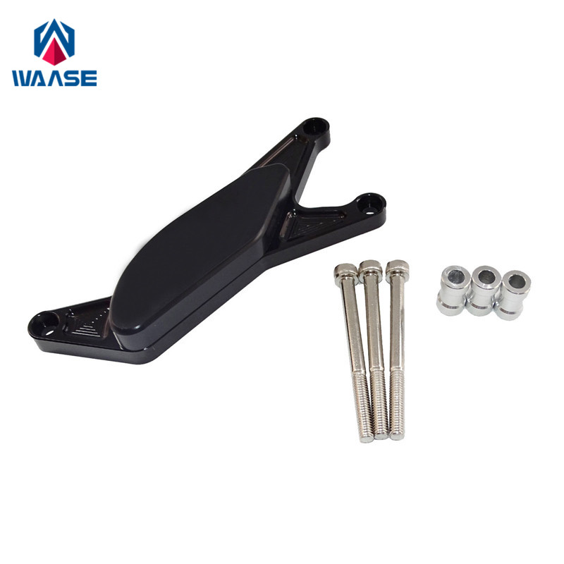 waase For <font><b>Suzuki</b></font> <font><b>GSXR</b></font> <font><b>1000</b></font> GSXR1000 2001 <font><b>2002</b></font> Engine Cover Crash Pads Frame Sliders Protector image
