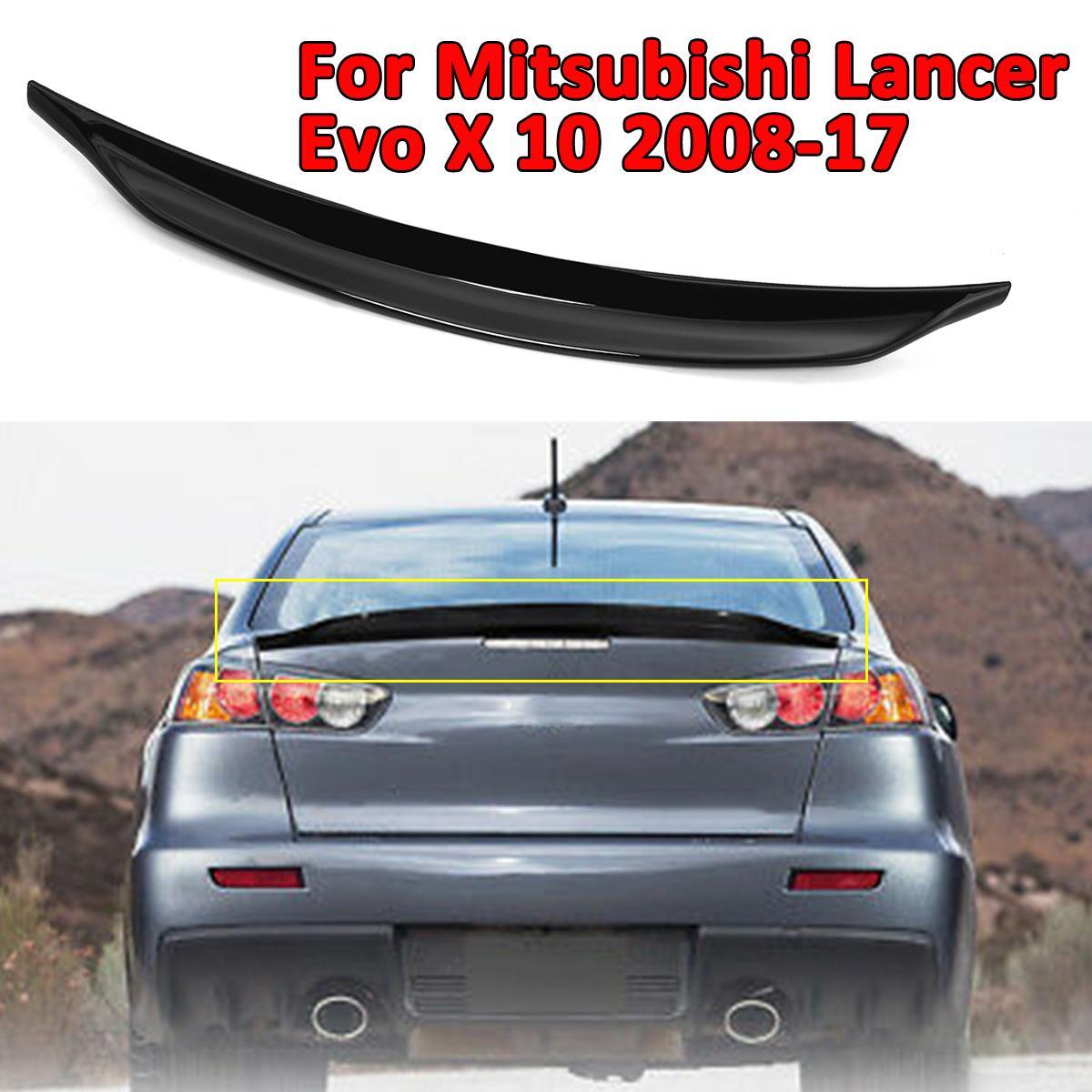 Bumper Reflector Set For 08-17 Mitsubishi Lancer 11-12 Outlander Sport RVR Rear