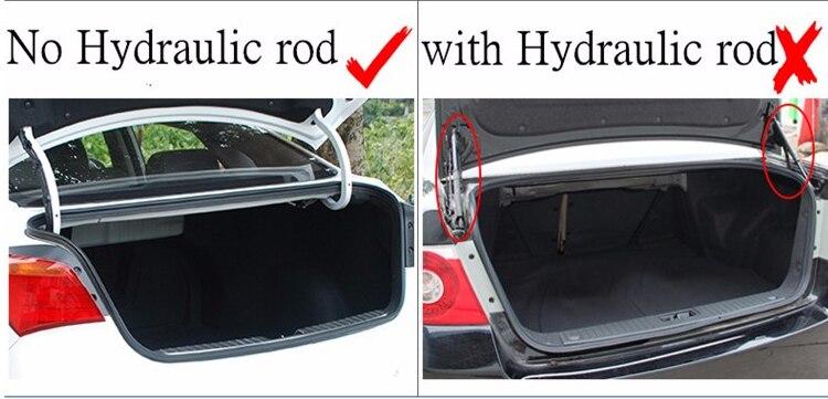 bagasjeromsfjær for alle - Bilinnredningstilbehør - Bilde 4