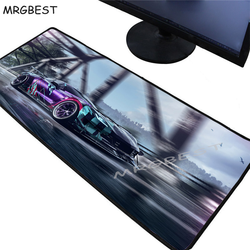 MRGBEST Large XL Computer Mouse Pad Youth Hobby Cool Car Game Mousepad Player Durable XXL LOL Rubber Laptop Desk Mat Xxl image