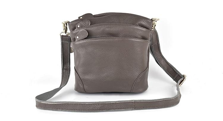 High Quality leather shoulder bag