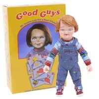 NECA juego de niños buenos final Chucky PVC figura de acción de juguete de modelos coleccionables 4