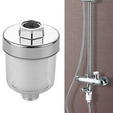 Filtro de ducha Universal, purificador de algodón PP, Salida para grifo de cocina, colador de purificación frontal, accesorios de baño de Año Nuevo