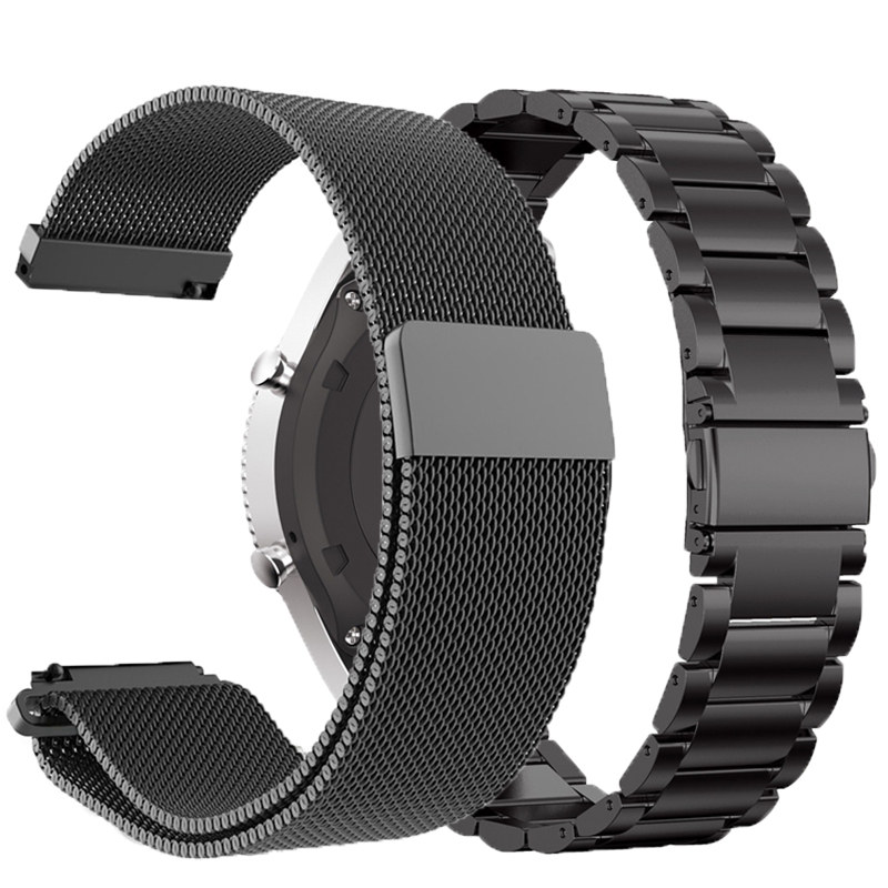 Metal Stainless Steel Strap For Xiaomi Huami Amazfit GTR 47MM GTR 42MM Smart Watch Band Accessory Bracelet For Amazfit GTS Bip