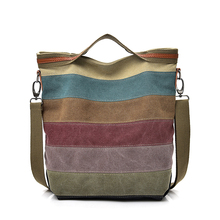 2020 New Designer Brand Crossbody Bags for Women Large Messenger Bag Canvas Fashion Handbags Women Bags Bolsas Top Quality