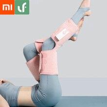 Xiaomi Mijia Lefan pierna masajeador de presión de aire tridimensional envolvente promueve la circulación sanguínea forma la curva de la pierna para dama