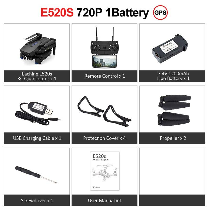 E520S 720P 1B
