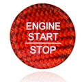 Carbon Fiber Engine Button Replace Cover Engine Start Button Sticker for Honda ACCORD CITY URV JADE CRV fit STOP Key Accessories-in Kfz Innenraum Aufkleber aus Kraftfahrzeuge und Motorräder bei