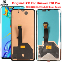 Original Display For Huawei P30 Pro LCD Display Touch Screen Replacement Digitizer Assembly Screen For Huawei P30 Pro Display