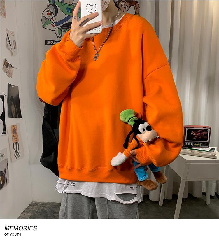 H220108a19e264840aee1a33588616745u loose Korean style plus size sweatshirt winter clothes streetwear women 2020 new fashion plus velvet oversize harajuku hoodie