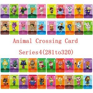Image 1 - NS игровая серия 3 (281 до 320) карточка для скрещивания животных Amiibo карточка для работы на английском языке