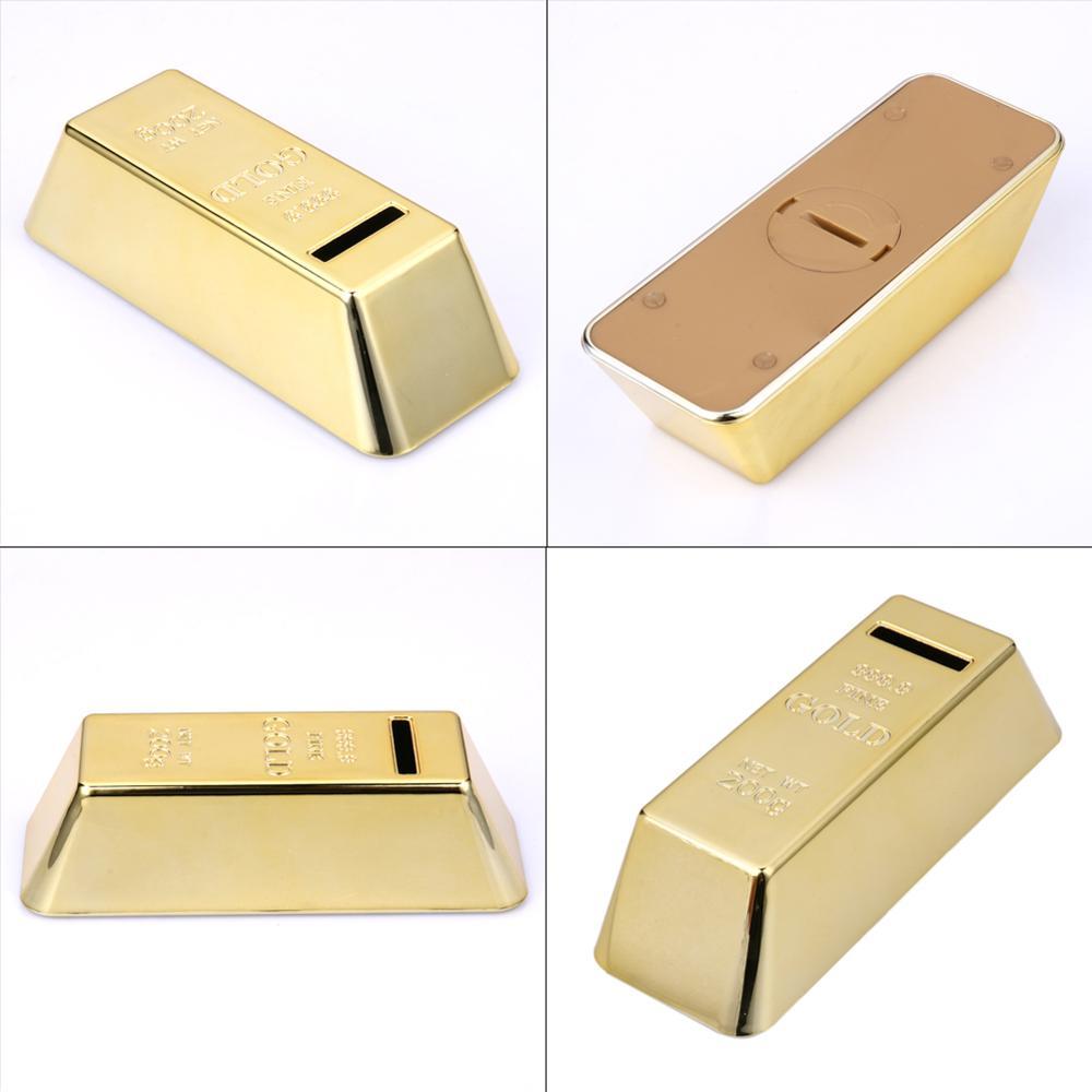 Huchas Lingotes de Oro
