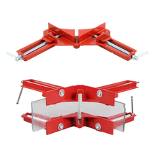 New 90 Degree Right Angle Clamp 100MM Mitre Clamps Corner Clamp Picture Holder Woodwork
