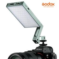 odox M1 2500k-8500k Full Color RGB LED Light Pocket Aluminum Alloy LED Video Creative Light Multiple Special Effects Function M1