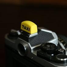 Забавные креативные желтые крышки для камеры типа «Горячий башмак»