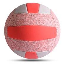 Nova bola de voleibol oficial tamanho 5 bolas máquina-costurado alta qualidade masculino feminino jogo de treinamento voleibol voleibol