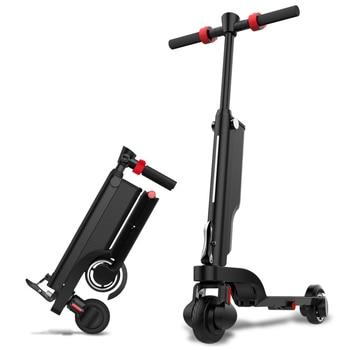 Scooter eléctrico inteligente E Scooter Skateboard Mini plegable Hoverboard Patinete eléctrico Scooter