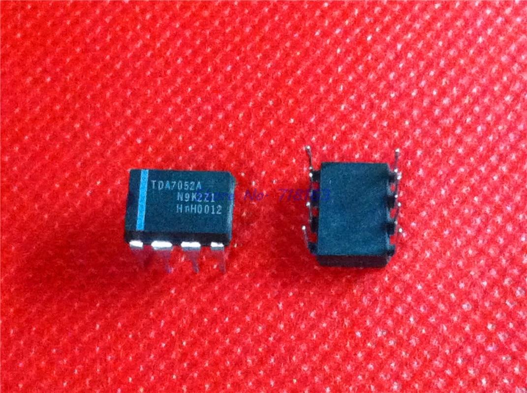 10pcs/lot TDA7052A TDA7052 7052A DIP-8 In Stock