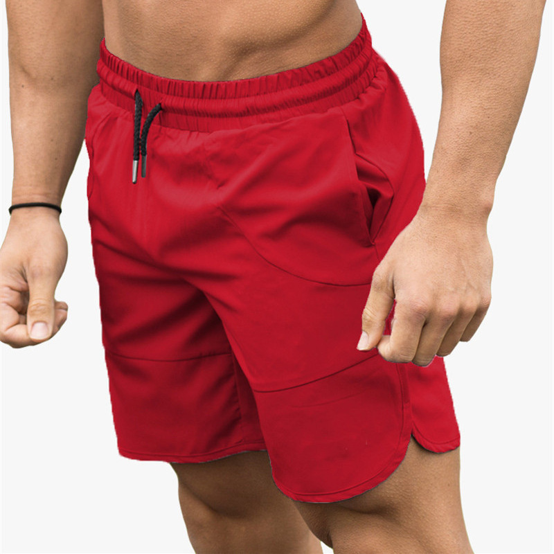 Summer Running <font><b>Shorts</b></font> Men Jogging Gym Fitness Training Trousers Quick Dry Beach <font><b>Short</b></font> <font><b>2</b></font> <font><b>in</b></font> <font><b>1</b></font> Male <font><b>Sports</b></font> Workout Bottoms image