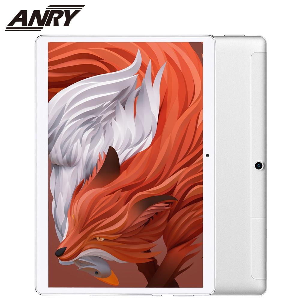 ANRY X20 10.1 인치 안드로이드 태블릿 Helio X25 Deca 코어 3GB RAM 32GB ROM 4G 네트워크 태블릿 PC 13MP 듀얼 Sim 듀얼 와이파이 8000mAh
