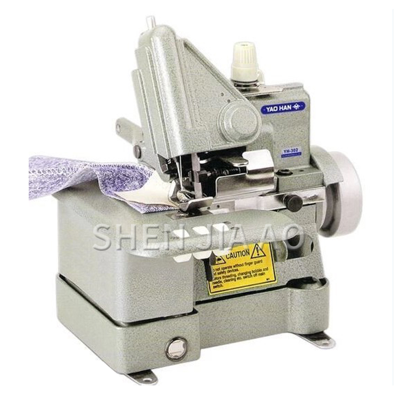 YH-302 Cloth Single Line Dyeing And Finishing Textile Cloth Machine Carpet Cloth Machine 220V Carpet Cloth Sewing Machine 1PC