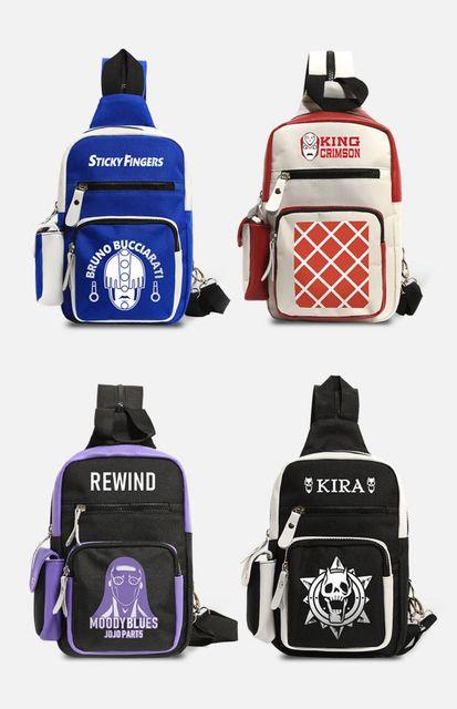 Bizarre Adventure Students Backpack