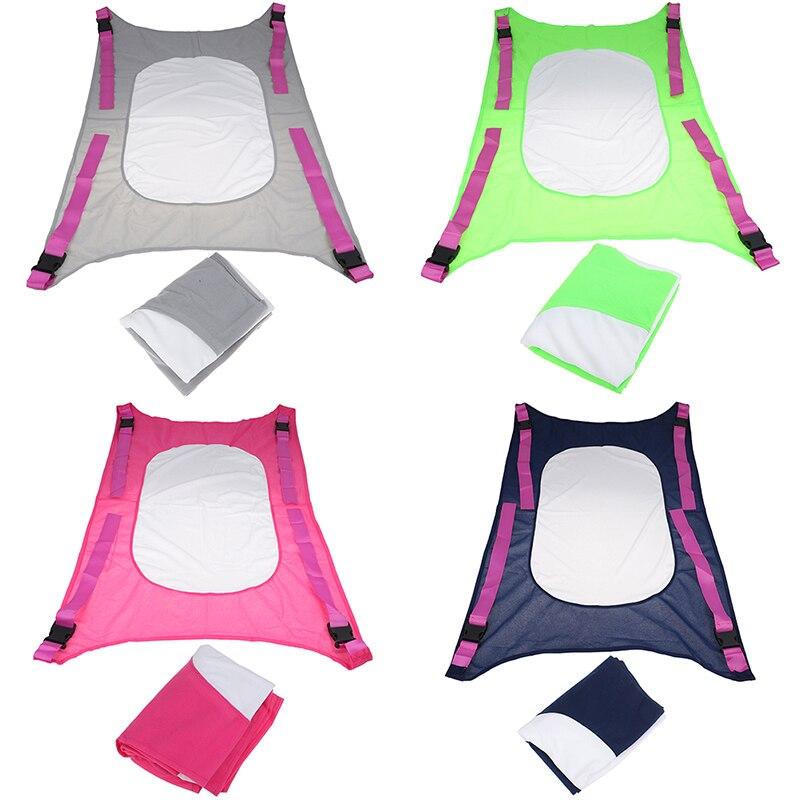 Infant Baby Hammock Newborn Kid Sleeping Bed Safe Detachable Baby Cot Crib Swing Elastic Hammock Adjustable Net Portable