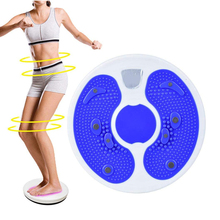 Fitness Waist Twisting Disc twist boards exercise Balance Board Physical Massage PlatesYoga Body Twister Training Board Wobble 37cm universal healthy wobble balance board stability disc yoga sport training fitness exercise waist wriggling round plate game