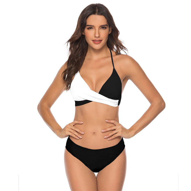 H2203ed44363a44c2a24b7a10c96296287 - Women Sexy Bikini Set Push Up Female Swimsuit Swimwear Swim Separate Two Piece Brazilian Bathing Suit Large Plus Size XXXL