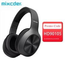 Mixcder HD901 Drahtlose Kopfhörer Bluetooth 5,0 TF Karte Freies Control 40MM Treiber Headset mit Mikrofon für Sport Menschen