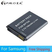 BP-70A EA-BP70A IA-BP70A bp70a bateria iabp70a para samsung, aq100, dv150f, es65, es67, es70, es71, es73, es74, es75, es80, mv800 es90