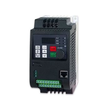 VFD Inverter 0.75kw/1.5kw/2.2kw  Input single 220v output 3 phase 380v frequency converter controller