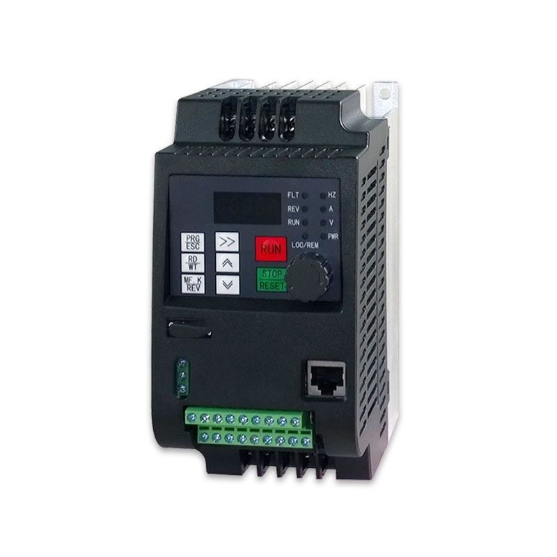 VFD Inverter 1.5KW 220V in and 380V out single phase 220V household electric input and Real Three-phase 380V output