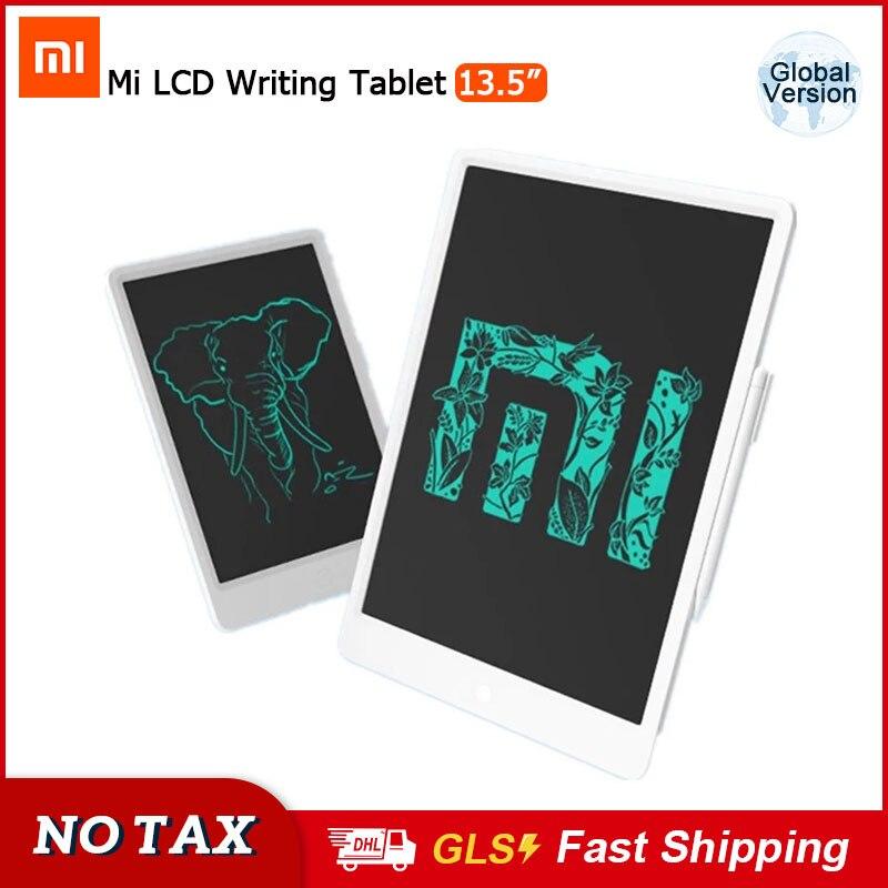 Xiaomi Mijia – tablette décriture LCD avec stylet, 13.5 pouces, pour dessin Digital Mi, panneau pour graphiques et messages, Original