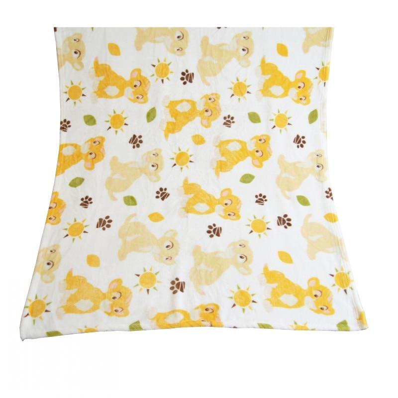 simba lion king blanket 100X150 (4)